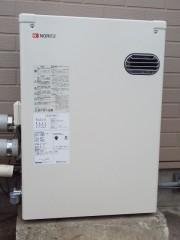 石油給湯器故障交換 新潟県新潟市 OTQ-4704SAYノーリツ石油給湯器
