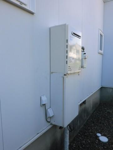 給湯器 新潟県長岡市 GT-C2452AWX-2BLノーリツ給湯器