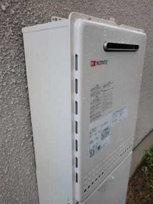 給湯器故障 新潟県新潟市 GT-2450AWX-2BLノーリツ給湯器